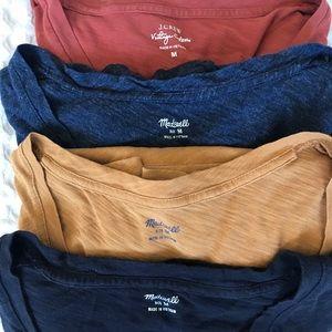 LOT Madewell T-shirts/Tank Top